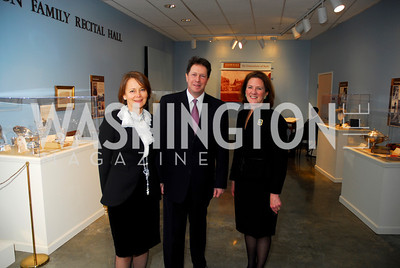 Julia Sheinwald,Nigel Sheinwald,Leslie Buhler,Opening Night,Washington Winter Show,January 6,2011,Kyle Samperton
