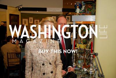 Marcia Mayo,Bothwell Lee,Opening Night.Washington Winter Show,January 6,2011,Kyle Samperton