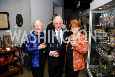 Margot Semler,James Lowe,Elizabeth Lowe,Opening Night,Washington Winter Show,January 6,2011,Kyle Samperton