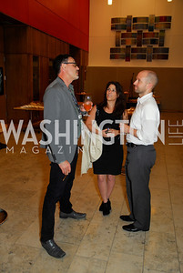 Frank Cordes,Nicole Boxer,Kevin Keegan,Opening Night Of Silver Docs,June 20,2011,Kyle Samperton