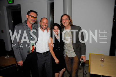 Frank Cordes,Kevin Keegan,Nicole Boxer,Chris Paine,Opening Night Of Silver Docs,June 20,2011,Kyle Samperton