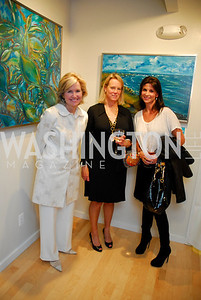 Mary Claire Murphy,Meg Carter,Janice Schmidt,Pride Fine Art Gallery,September 17,2011,Kyle Samperton