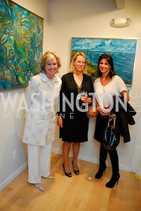 Mary Claire Murphy,Meg Carter,Janice Schmidt,Pride Fine Art Gallery,September 17,2011,Kyle Samperton