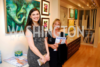 Stephanie Danclaire,Linda Riddle,Pride Fine Art Gallery,September 17,2011,Kyle Samperton