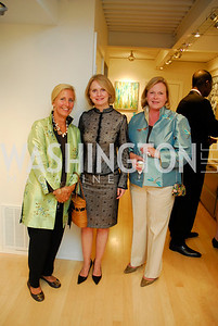 Brook McHugh,Deborah Fisher,Theresa Buchanan,Pride Fine Art Gallery,September 17,2011,Kyle Samperton
