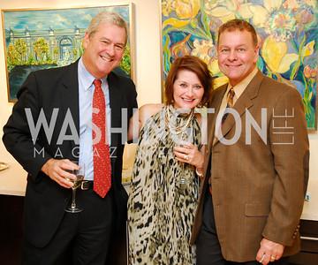 Robin Murphy,Diana Knight,Robert Knight,Pride Fine Art Gallery,September 17,2011,Kyle Samperton
