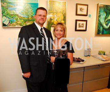 Ron Riddle,Linda Riddle,Pride Fine Art Gallery,September 17,2011,Kyle Samperton