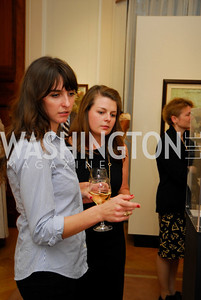Margaret Collerd,Rachel Gorman,Opening of China Town  At Meridian,September 22,2011,Kyle Samperton