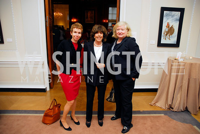 Meryl Chertoff,Didi Cutler,Judith Hope,Opening of China Town  At Meridian,September 22,2011,Kyle Samperton