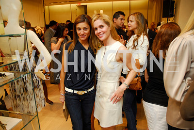 Kim Danatelli, Stacey Lubar,Opening of Elie Tahari Boutique, Tysons Galleria, April 27, 2011, Kyle Samperton