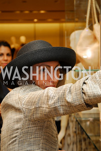 Carol Trawick, Opening of Elie Tahari Boutique, Tysons Galleria, April 27, 2011, Kyle Samperton