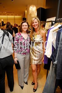 Paula Hisaoka, Jean-Marie Fernandez, Opening of Elie Tahari Boutique, Tysons Galleria, April 27, 2011, Kyle Samperton
