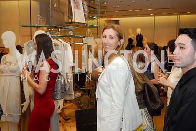 Pam Taylor, Opening of Elie Tahari Boutique, Tysons Galleria, April 27, 2011, Kyle Samperton
