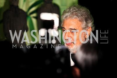 Placido Domingo. Photo by Tony Powell. Opera Ball. Embassy of China. May 7, 2011