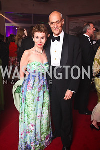 Meryl and Michael Chertoff. Photo by Tony Powell. Opera Ball. Embassy of China. May 7, 2011