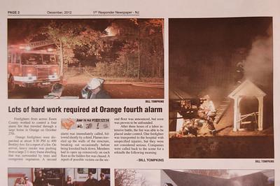 1st Responder Newspaper - December 2012