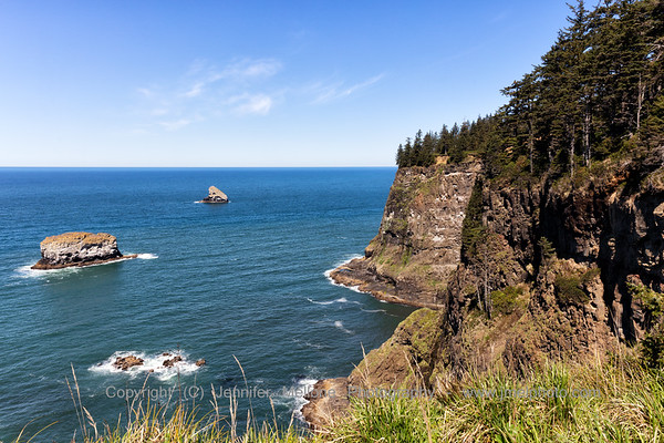 A View at Cape Meares
