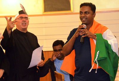 Fr. Thomas Vinod of India