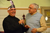 Fr. José Carlos invites the only superior general not represented in the group: the current general, Fr. José Ornelas Carvalho