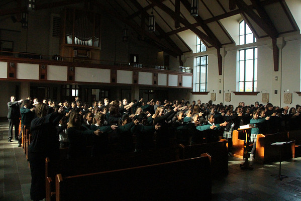 Choir Events 2014