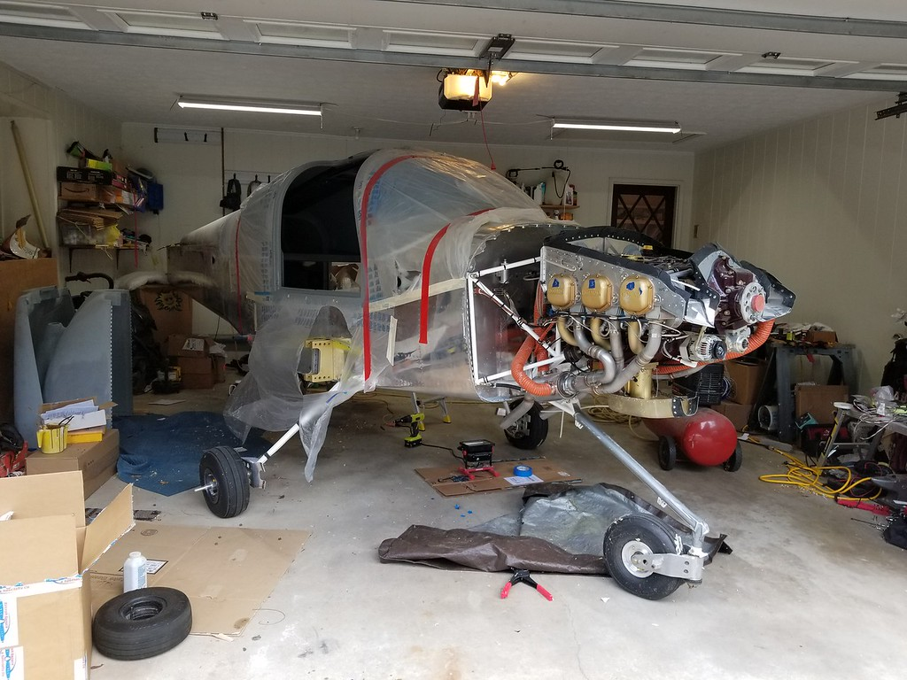 Kyle's RV10 progress