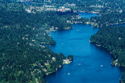 Near Lake Oswego, Oregon