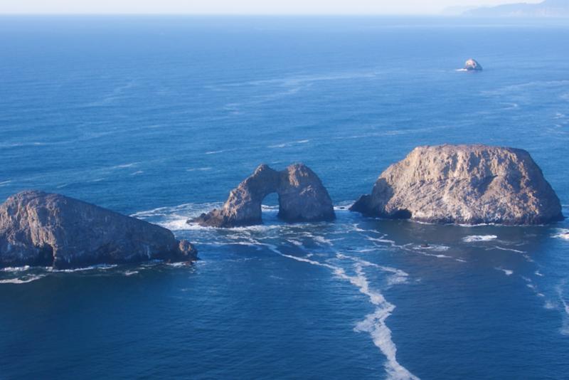 Three Arch Rocks National Wildlife Refuge