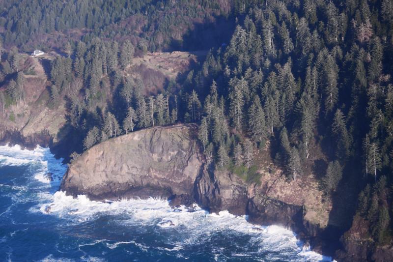 Oregon's Rugged Coast