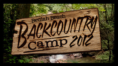 2012 Journey Backcountry Camp