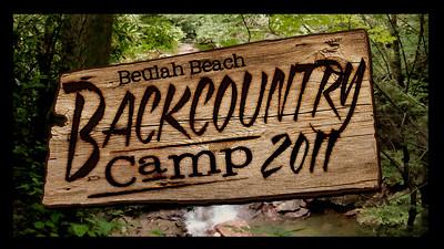 2011 Journey Backcountry Camp