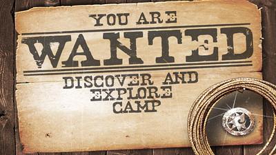 2013 Discover & Explore Camp