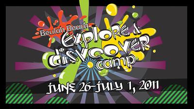 2011 Discover & Explore Camp