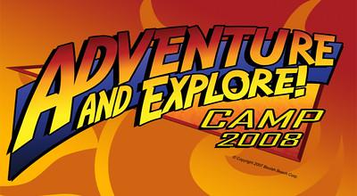 2008 Adventure & Explore Camp