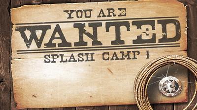2013 Splash Camp 1