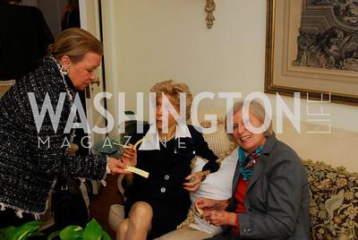 Ruth LaFalle,Ina Ginsburg,Irene Pollin,November29,2011,PEN/Faulkner Founding Friends Luncheon Honoring Janet Langhart Cohen, Kyle Samperton