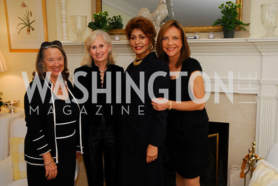 Joanne Leedom,-Ackerman,Willee Lewis,Janet Langhart Cohen,Barbara Harrison,November29,2011,PEN/Faulkner Founding Friends Luncheon Honoring Janet Langhart Cohen, Kyle Samperton
