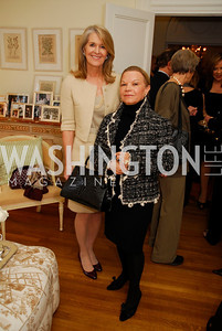 Sydney McNiff Johnson,Ruth LaFalle,November29,2011,PEN/Faulkner Founding Friends Luncheon Honoring Janet Langhart Cohen, Kyle Samperton