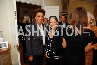 Shirley Hall,Joanne Leedom-Ackerman,,November29,2011,PEN/Faulkner Founding Friends Luncheon Honoring Janet Langhart, Kyle Samperton