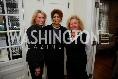 Elizabeth Bagley,Janet Langhart Cohen,Tamara Buchwald,November29,2011,PEN/Faulkner Founding Friends Luncheon Honoring Janet Langhart Cohen, Kyle Samperton