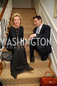 Mary Haft,Matt Burnesci,November29,2011,PEN/Faulkner Founding Friends Luncheon Honoring Janet Langhart Cohen, Kyle Samperton