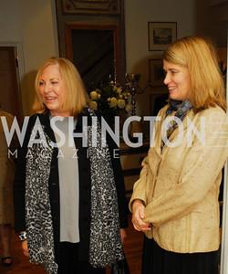Ellen Bennett,Kathy Stephens,November29,2011,PEN/Faulkner Founding Friends Luncheon Honoring Janet Langhart Cohen, Kyle Samperton