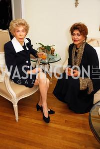 Ina Ginsburg,Janet Langhart Cohen,November29,2011,PEN/Faulkner Founding Friends Luncheon Honoring Janet Langhart Cohen, Kyle Samperton