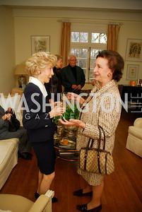 Ina Ginsburg,Lucky Roosevelt,November29,2011,PEN/Faulkner Founding Friends Luncheon Honoring Janet Langhart Cohen, Kyle Samperton