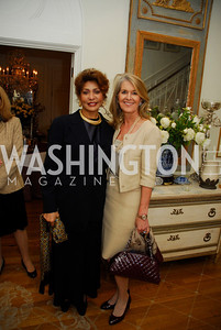 Janet Langhart Cohen,,Sydney  McNiff Johnson,November29,2011,PEN/Faulkner Founding Friends Luncheon Honoring Janet Langhart Cohen, Kyle Samperton