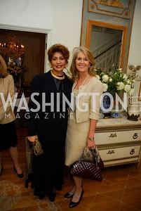 Janet Langhart Cohen,,Sydney  McNiff Johnson,November29,2011,PEN/Faulkner Founding Friends Luncheon Honoring Janet Langhart Cohen, Kyle Samperton