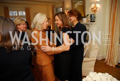 Nina Pillsbury,Barbara Harrison,November29,2011,PEN/Faulkner Founding Friends Luncheon Honoring Janet Langhart Cohen, Kyle Samperton