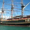 Bounty port side, St Thomas