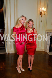 Cherie Short, Alison Howard, Paint the Town Red, November 3, 2011, Kyle Samperton