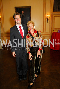 Zeno Baucus, Ann Geracimos, Paint the Town Red, November 3, 2011, Kyle Samperton