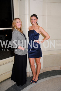 Lauren Pomponio, Kate Michel, Paint the Town Red, November 3, 2011, Kyle Samperton
